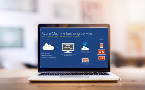 QuickStart Microsoft Azure Machine Learning